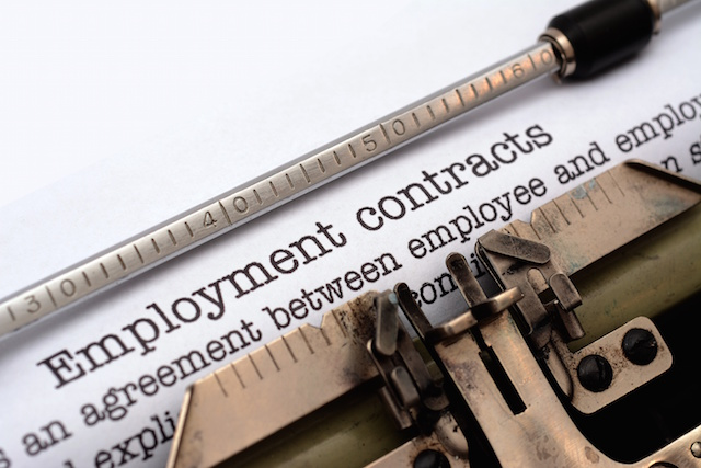 Three 2017 Laws That Will Affect California Employment Agreements